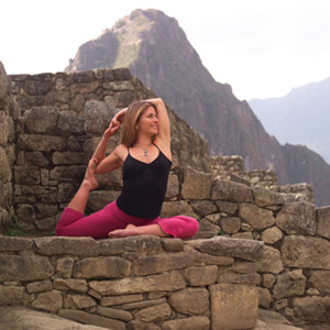 Yoga and Energy Healing in Santa Barbara with Romi Cumes