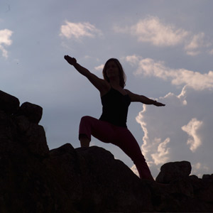 Transformative Healing Arts and Yoga with Romi Cumes