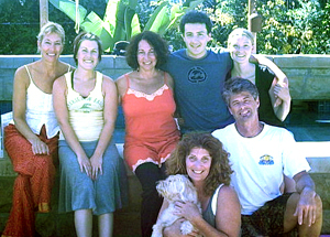 Watsu training Classes in Santa Barbara, California with Diane Feingold