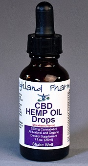 Highland Pharms CBD Drops