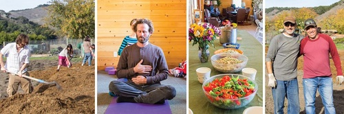Santa Barbara Yoga and Meditation Retreat