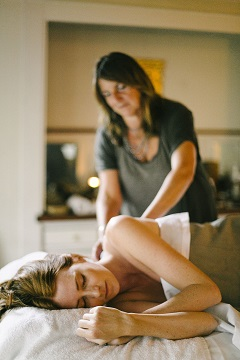 Santa Barbara Massage with Claudia Ward