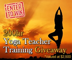 Enter to win a free Yoga Teacher Training in Cyprus!